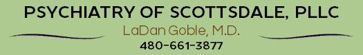 Psychiatry of Scottsdale