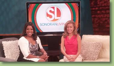 Dr LaDan Goble & Susan Casper - Sonoran Living 380